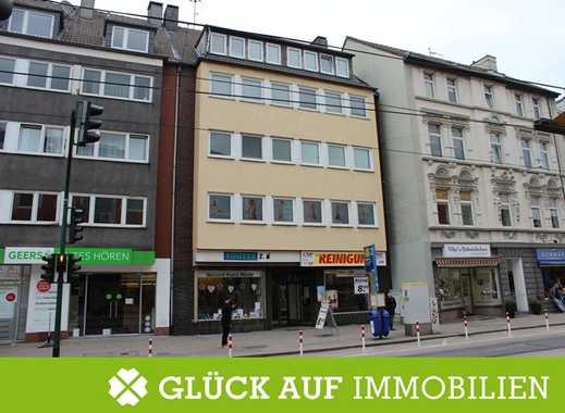 Solides Wohn- und Geschäftshaus in Essen-Huttrop