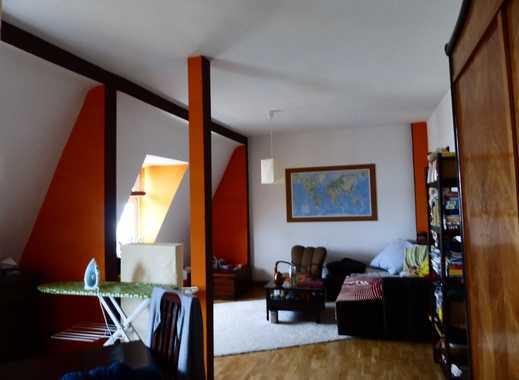 Sanierte 2 Zimmer Maisonette Wohnung Mit Balkon In Weimar