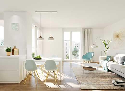 ***Genießen Sie die Sonne!*** Helle 3-Zi.-Dachgeschosswohnung auf ca. 82 m² mit großzügiger Terrasse