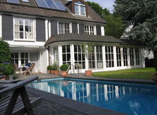 Attractive Exklusives Designer Haus Mit Garten Und Pool