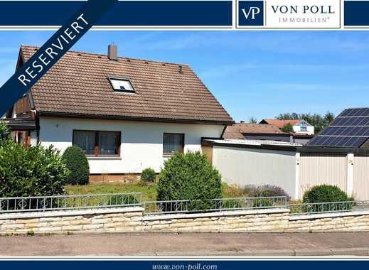 Einfamilienhaus mit zwei Wohneinheiten - Perfekte Lage für Familien!