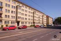 Zentrumsnahe 2-Raum Wohnung vermietet