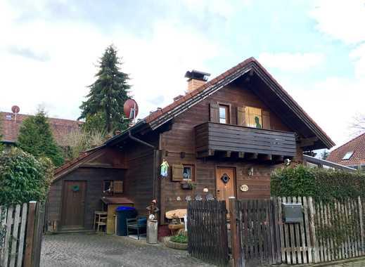Gemütliches Wohnblockhaus in ruhiger Ortsrandlage von Bad Pyrmont