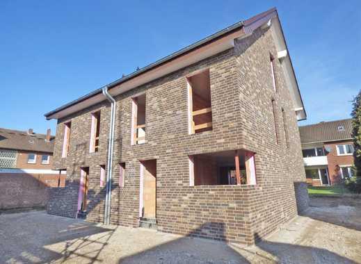 Neubau-Doppelhaushälfte in Borken - Rohbauvariante auf Erbpachtgrundstück -Haus 3-