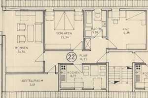 3.5 Zimmer Wohnung in Dillingen an der Donau (Kreis)