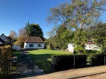 Sonniges und ideal geschnittenes Grundstück