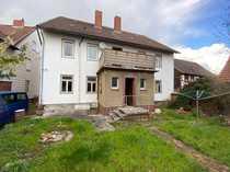 Sanierungsbedürftiges Mehrfamilienhaus in Jerxheim mit