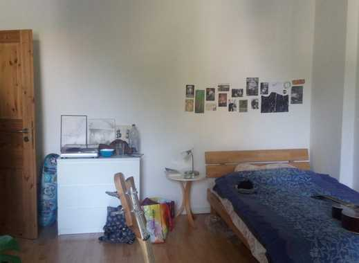 light and spacious fully furnished room for 3 months
