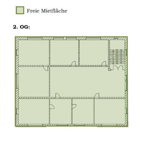 Grundriss 2 Obergeschoss, m...
