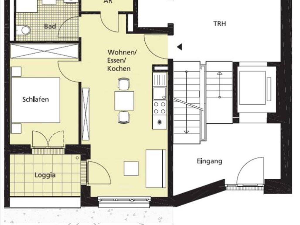 grundriss wohnung erstellen swalif. Black Bedroom Furniture Sets. Home Design Ideas