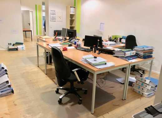 Kanzlei-, Praxis-, Agentur-oder Büroräume EG mit Eingang und Fenster zur Wichertstr., provisionsfrei