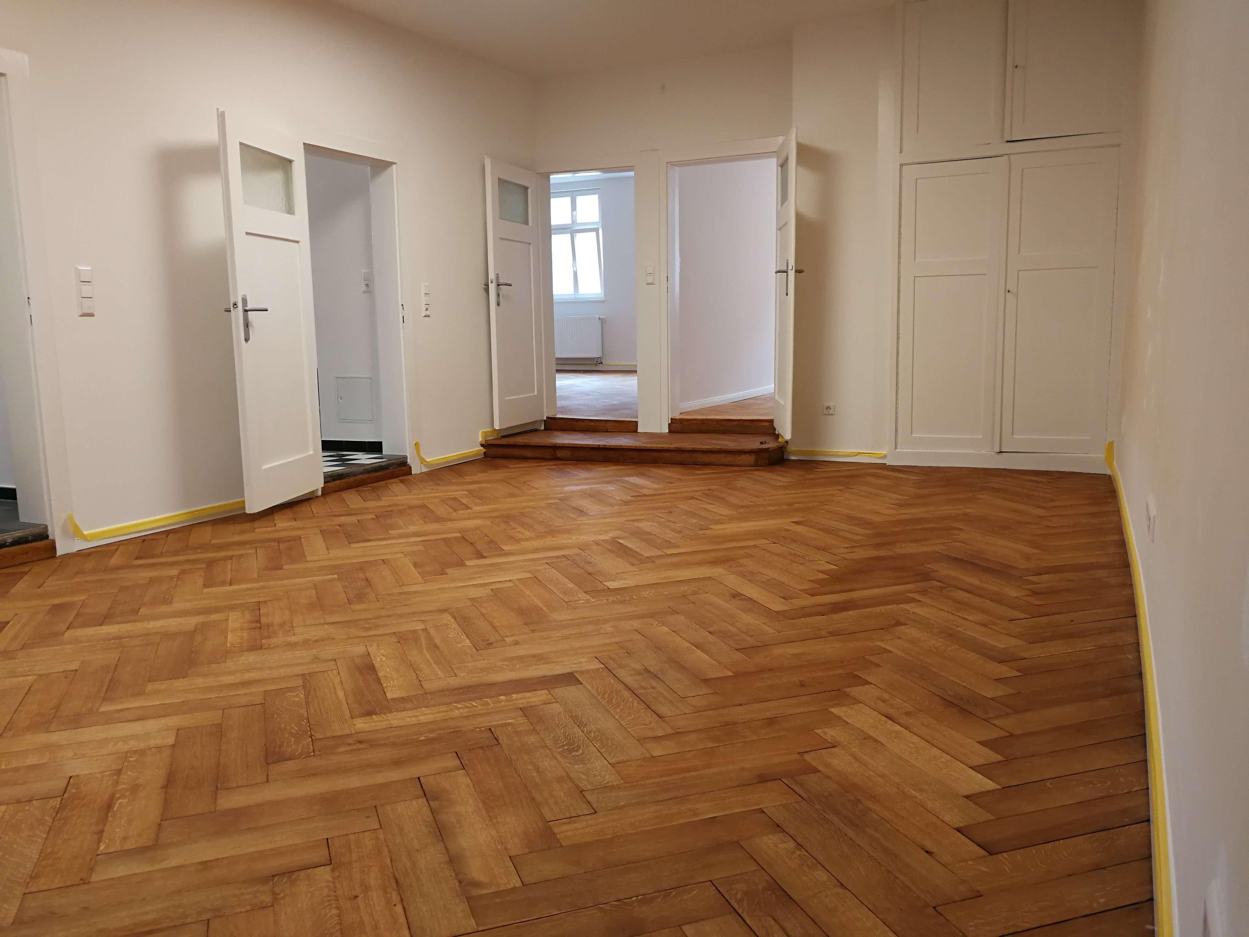 3-plus-1 Zi.-Wohnung in Coburg, Nähe Marktplatz - Erstbezug nach Vollsanierung