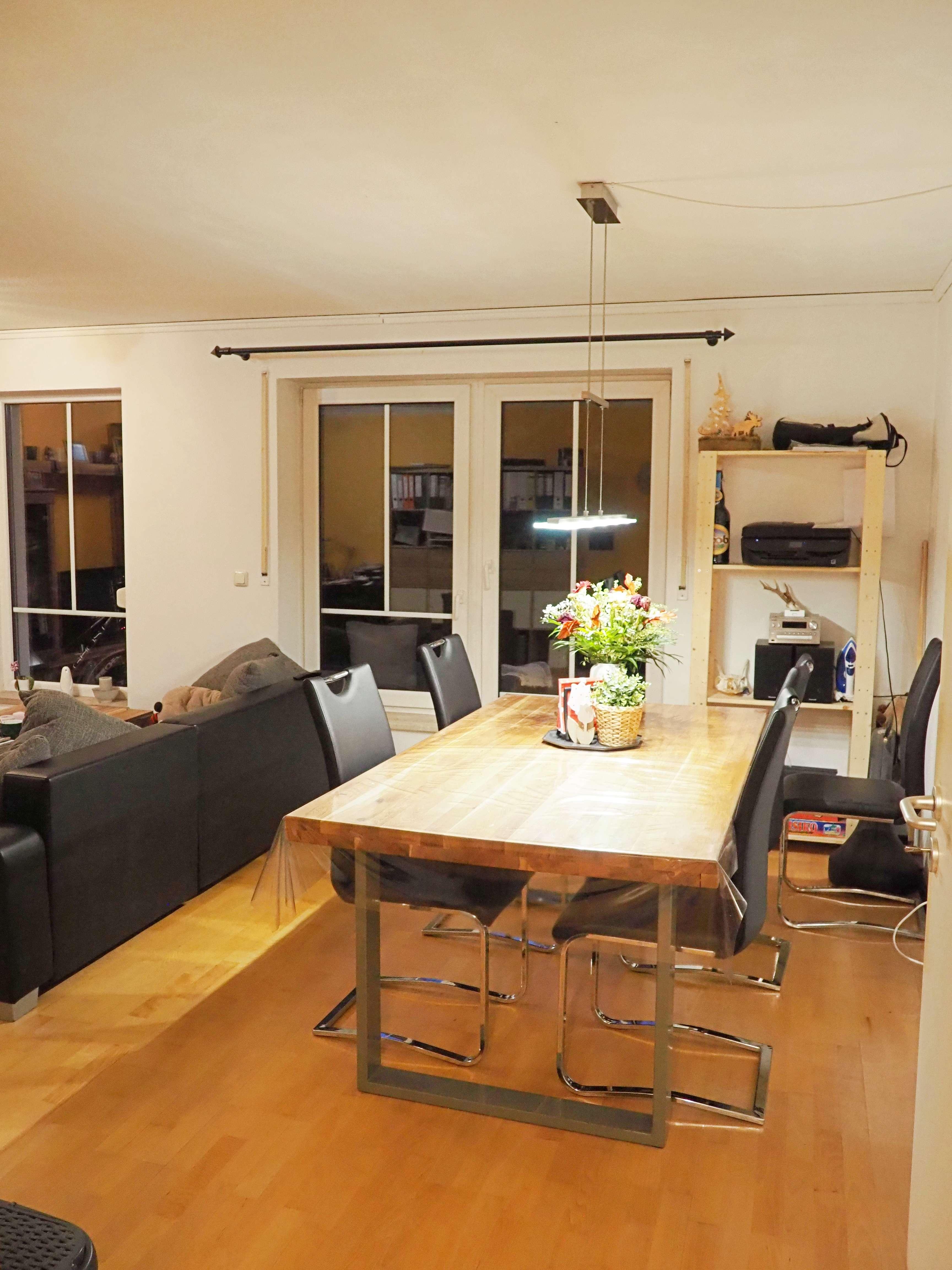 Schöne zwei Zimmer Wohnung in zentraler, ruhiger Lage in Burglengenfeld in Burglengenfeld