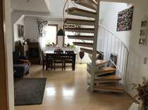 RESERVIERT- Gepflegte 3-Zimmer-DG-Wohnung mit Balkon