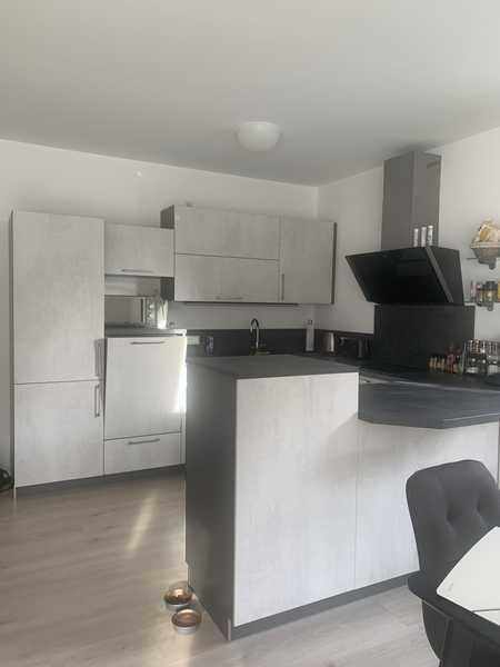 Freundliche 3-Zimmer Wohnung in Bad Staffelstein, EBK, Duschbad, Balkon in Bad Staffelstein