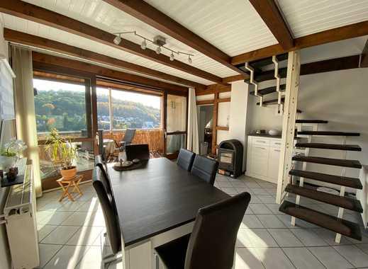 Top Lage in der Oberstadt mit Garten, Balkon , Fernblick und Garage !