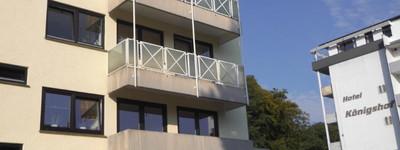 Wohnung in Top lage mit Blick auf den Kurpark, Barreierefrei
