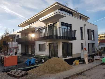 Erstbezug: exklusive 2-Zimmer-Wohnung mit Balkon in Neufahrn bei Freising in Neufahrn bei Freising