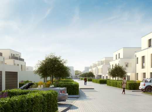 Perfekt für die Familie! Doppelhaushälfte mit 5 Zimmern und einladender Terrasse in schöner Umgebung