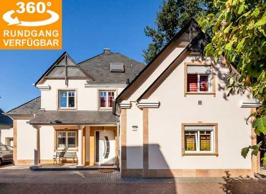 Repräsentatives Einfamilienhaus (Bj. 2008, 9 Zimmer, 225 m² Wfl.) am Lerchesberg