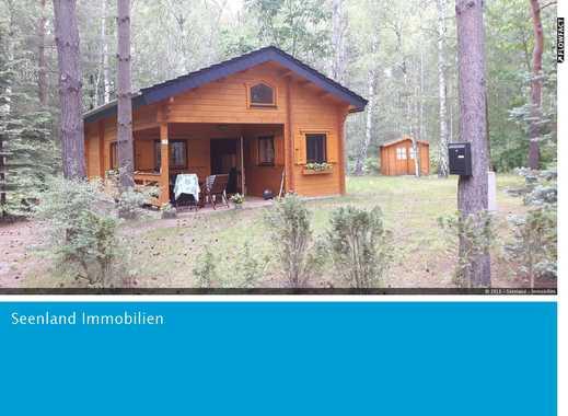 Hochwertiges Blockbohlenhaus Nahe Am Badesee   NEUER PREIS