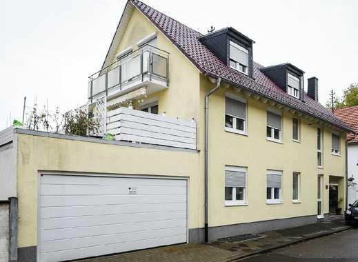 Mannheim-Seckenheim:  EXKLUSIVES 2-Familienhaus