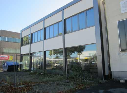 Ausstellung, Büro und Halle im Gewerbegebiet Dortmund Wambel