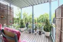 Gepflegte 3-Zimmer-Eigentumswohnung mit stilvollem Balkon