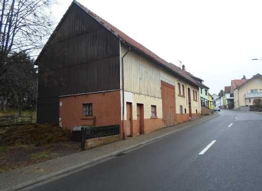 Sanierungsobjekt mit Scheune und zusätzlichen Bauplatz in Gedern Ortsteil zu verkaufen