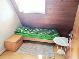 Mühlhausen Zimmer 3 Bett