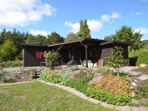 Idyllisch Gelegenes Kleines Holzhaus Ferienhaus O A In