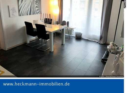 Gut geschnittene, helle 3-Zimmerwohnung in Köln Merheim mit schönem Blick über Köln