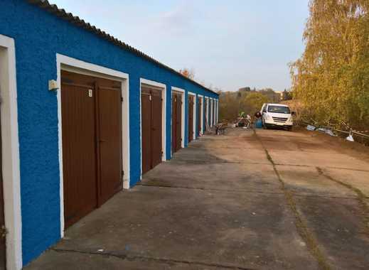 6 frisch renovierte Garagen in Sangerhausen zu vermieten