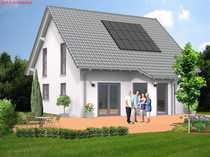 Satteldach- Energie Speicher Haus 120