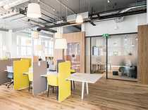 Flexible Serviced Offices mit Style