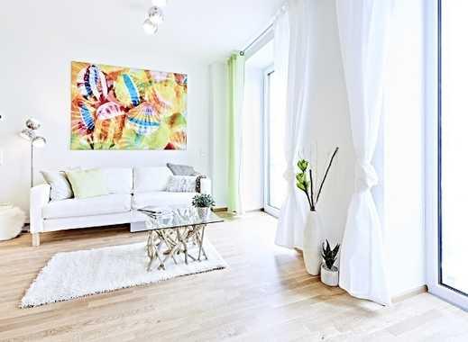Leben in einem der spannendsten Viertel Nürnbergs! Modern ausgestattete Stadtwohnung mit Balkon