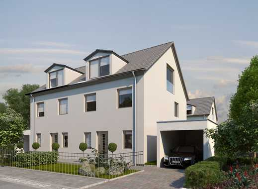 ***Neubau: Doppelhaushälfte mit gehobener Ausstattung mit zwei Bädern in Top-Wohnlage!