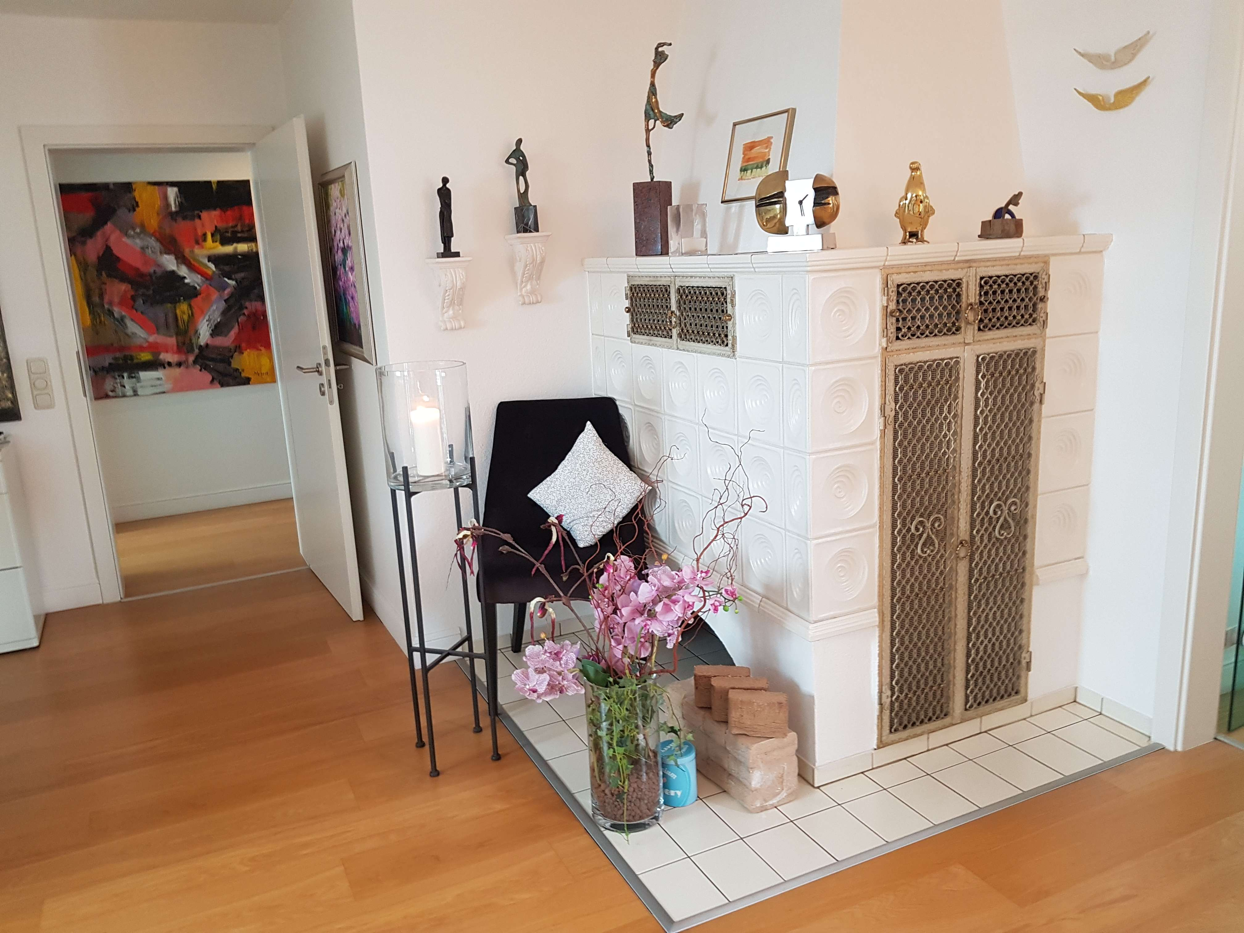 Excl. 3,5-Zi.-Dachterrassen-Wohnung - in  zentraler Lage in Deggendorf