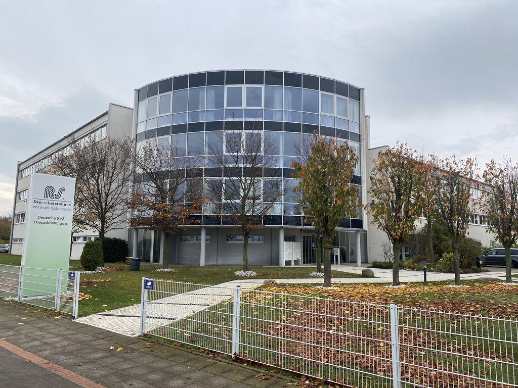 Bürogebäude außen