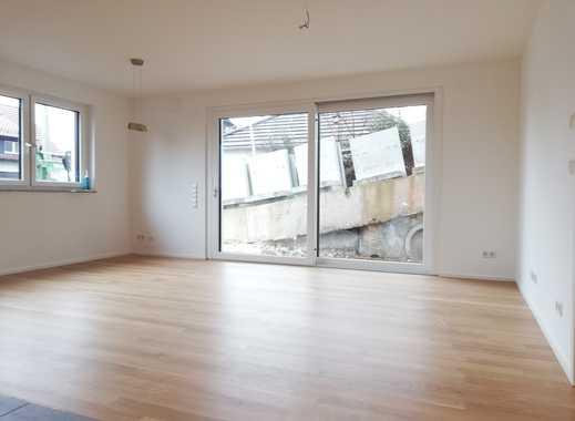 Neubau – Erstbezug - 2-Zimmerwohnung im EG - Komfortwohnen in S-Sillenbuch