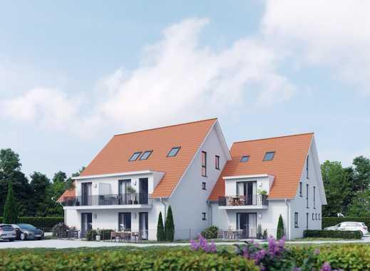 -:- !! Verkaufsstart !! -:- kompakte sonnige 3-Zimmer-Neubau-Wohnung in Lichteneiche