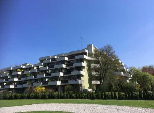 Sonnige Terrasse und ruhiges Wohnen auf 118,55 qm (4 Zimmer)