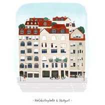 Stilvolle 4-Zimmer-Altbauwohnung mit Balkon und tollem