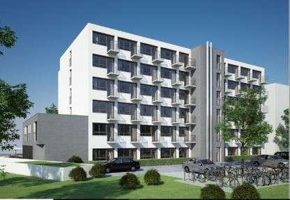 OFFENE BESICHTIGUNG 15.11.19 16:00 Uhr,Neubau, Erstbezug, 1 ZKB App.  möbiliert, Balkon, FH, Zentrum in Herrenbach (Augsburg)