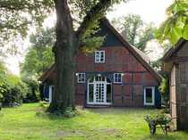 Kernsaniertes Fachwerkhaus in idyllischer Lage