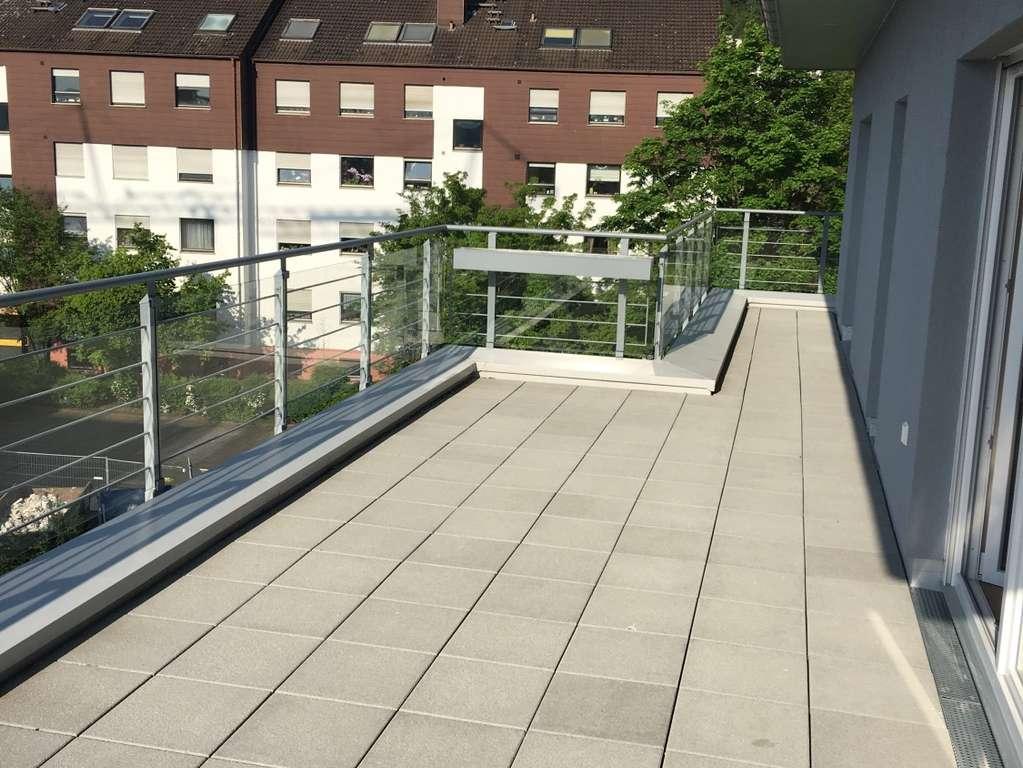 Balkon/Dachterrasse