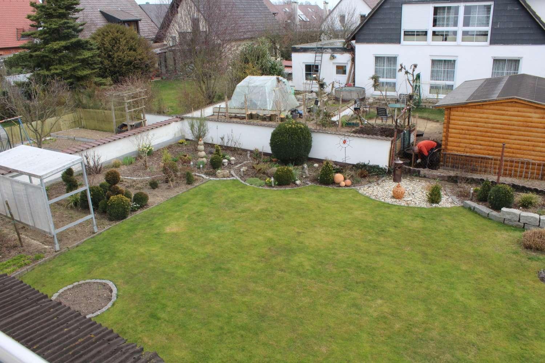 Ideal  geschnittene 4 Zimmer Wohnung mit Garten in
