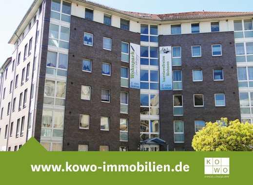 Barrierefreie 2-Zimmer-Wohnung mit Terrasse in Leipzig-Volkmarsdorf