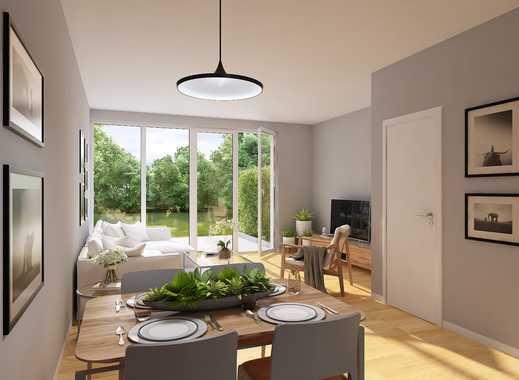 Ein ganzes Haus mit Garten für das Familienglück in ruhiger, zentraler Lage