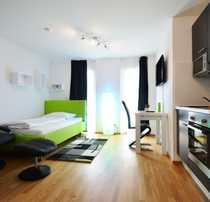 möbliertes Apartment - Nahe Cargo City Süd, Flughafen & Gewerbegebieten